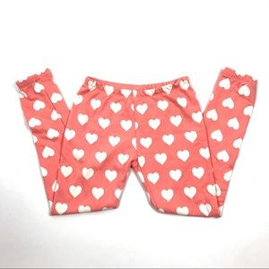 Wildfox Womens Heart Joggers Pink